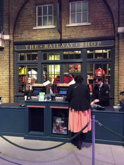 Harry Potter 48- Londres