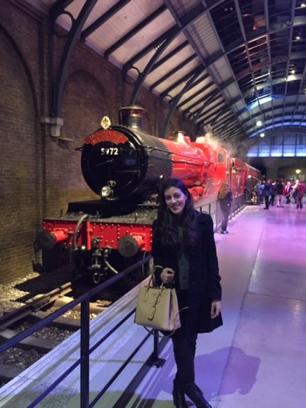 Harry Potter 51- Londres