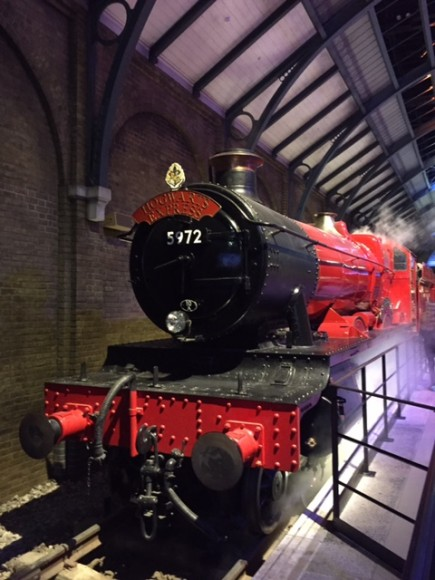 Harry Potter 52- Londres