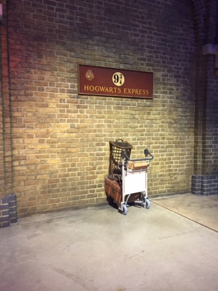 Harry Potter 57- Londres