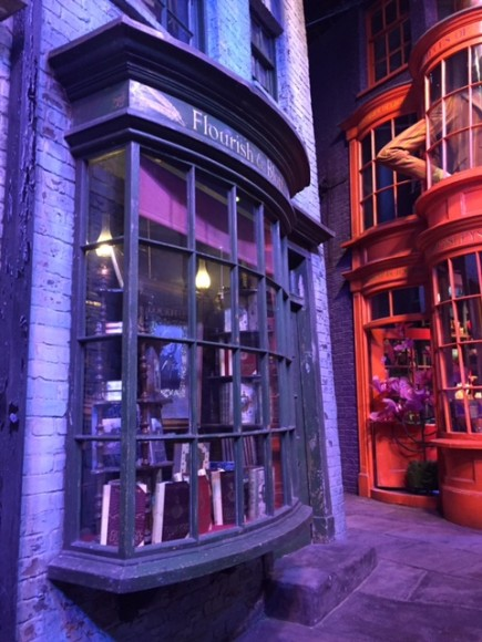 Harry Potter 63- Londres