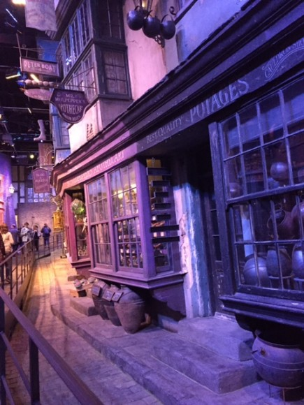 Harry Potter 65- Londres