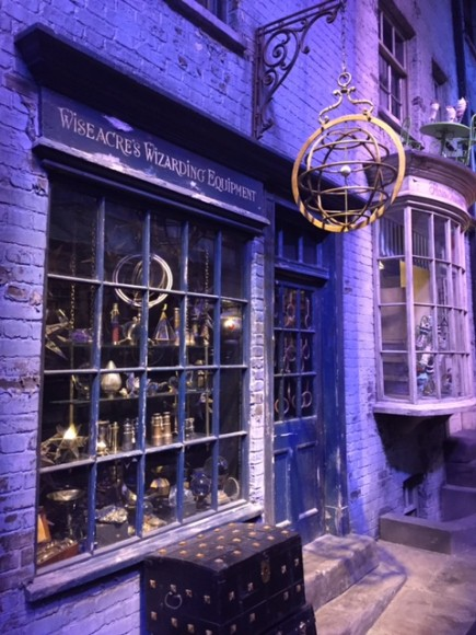 Harry Potter 66- Londres