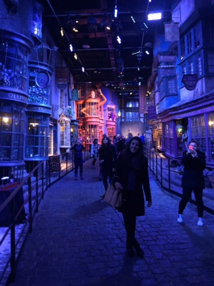 Harry Potter 70- Londres