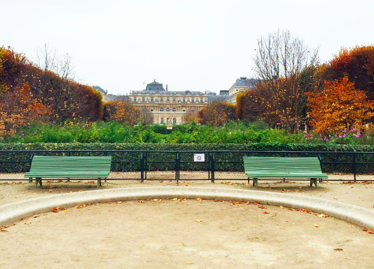 Jardin du palais royal for Jardins paris 2015