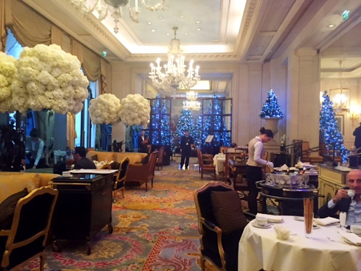 Le Cinq Four Seasons George V- Paris