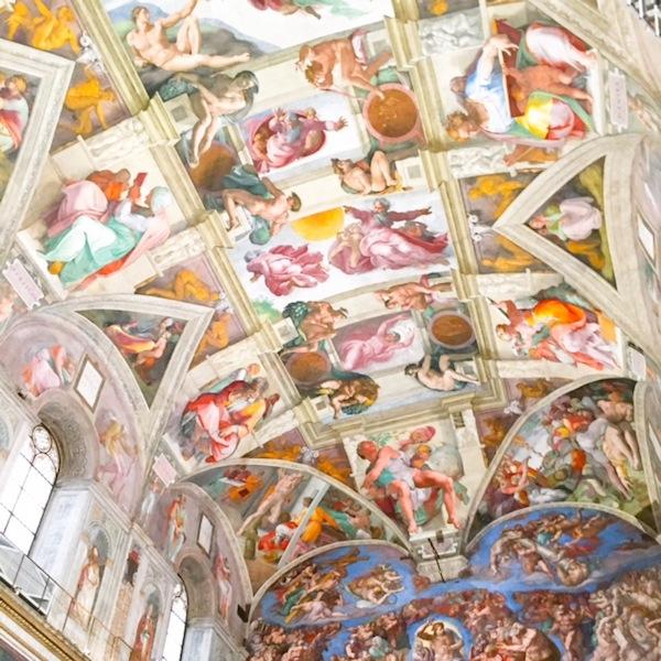 Musei Vaticani 3- Roma