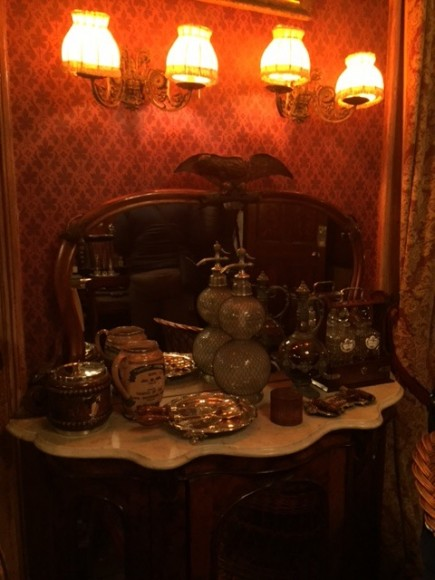 Sherlock Holmes Museum 11- London