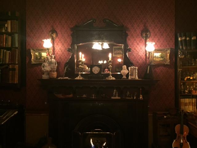 Sherlock Holmes Museum 12- London
