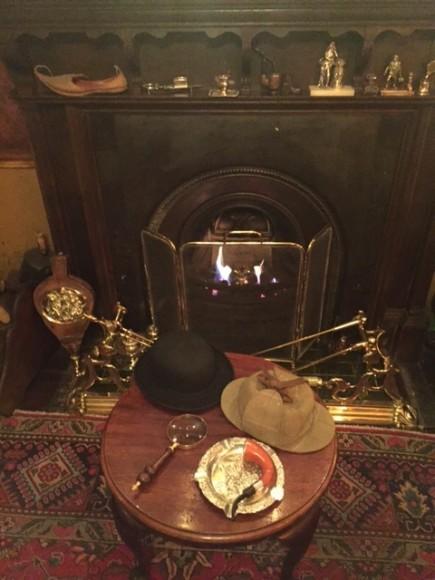 Sherlock Holmes Museum 13- London