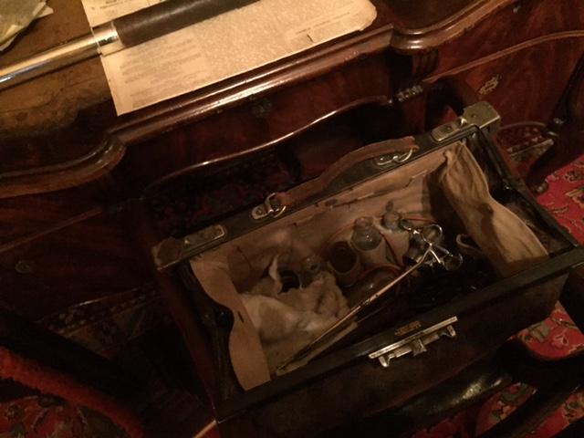 Sherlock Holmes Museum 14- London
