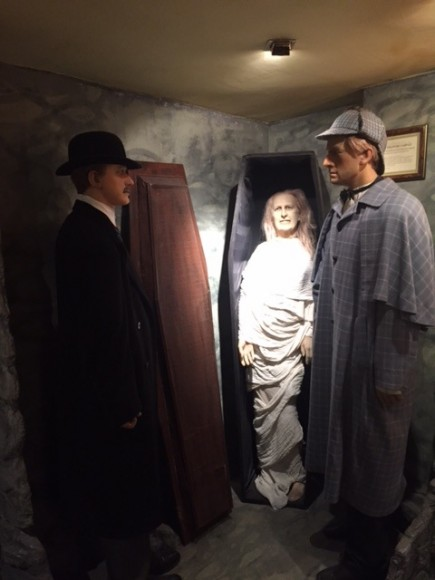Sherlock Holmes Museum 20- London