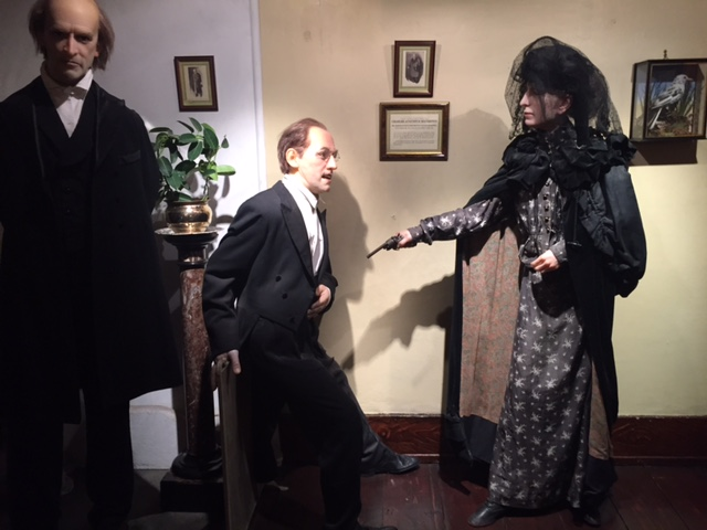 Sherlock Holmes Museum 22- London