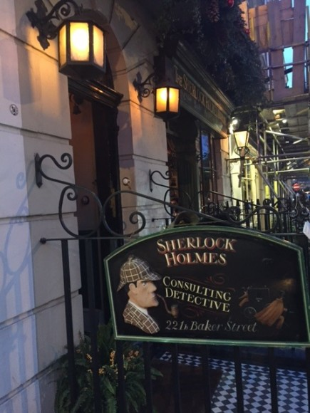 Sherlock Holmes Museum 3- London