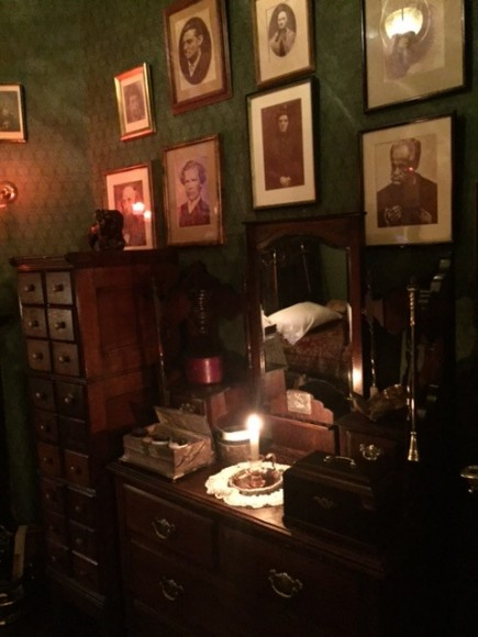 Sherlock Holmes Museum 30- London