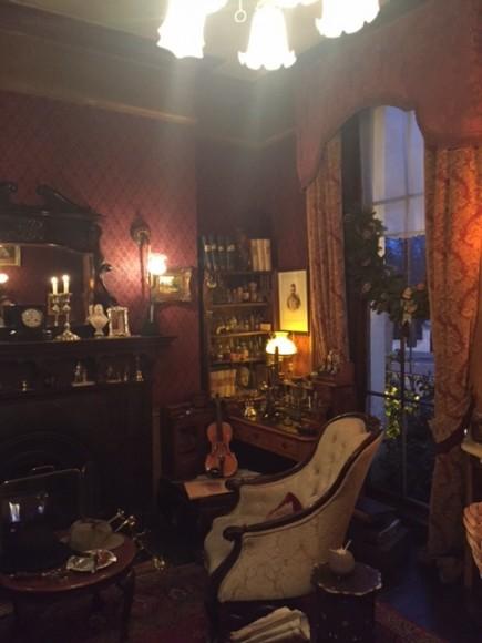 Sherlock Holmes Museum 4- London