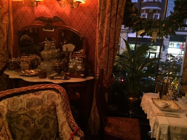 Sherlock Holmes Museum 5- London