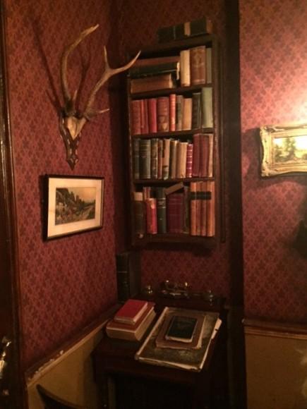 Sherlock Holmes Museum 6- London