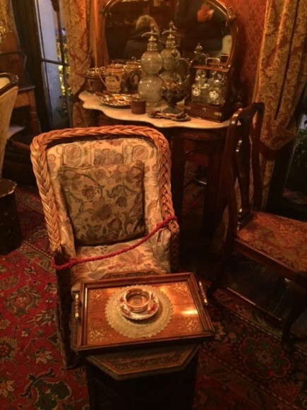 Sherlock Holmes Museum 8- London