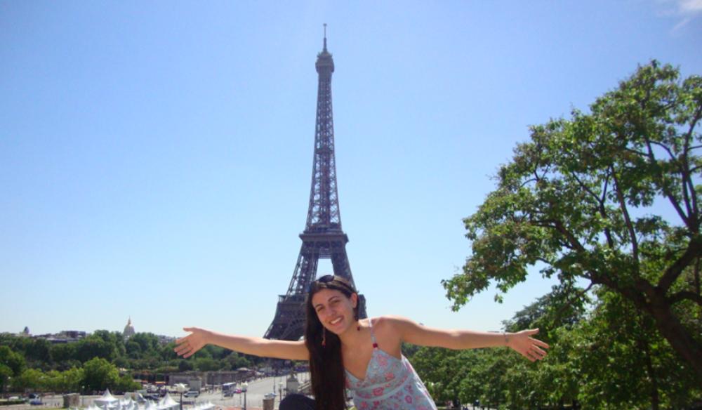 Summer 1- Paris