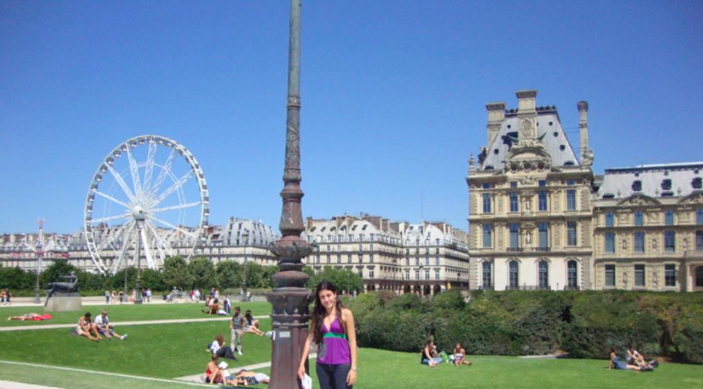 Summer 2- Paris