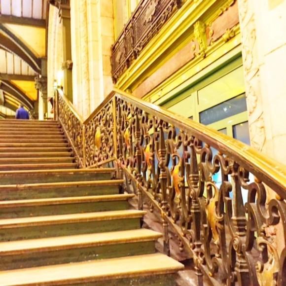 Le Train Bleu. (Image: Mari and the City)