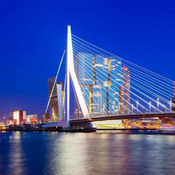 Rotterdam. (Image: Shutterstock)
