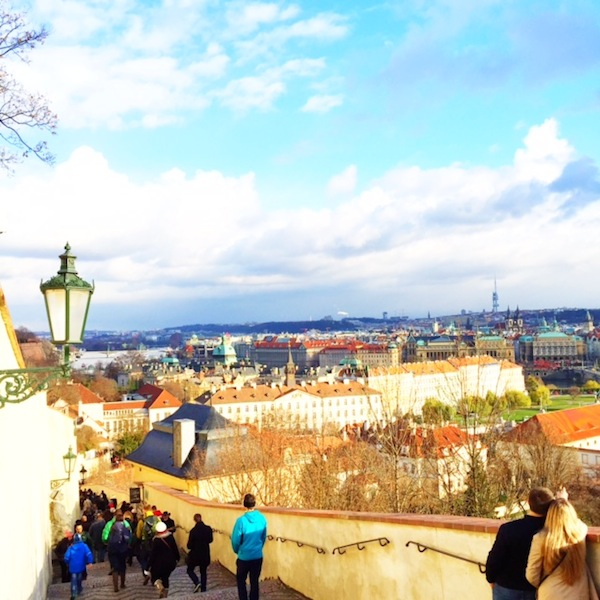 Image: Mari and the City.