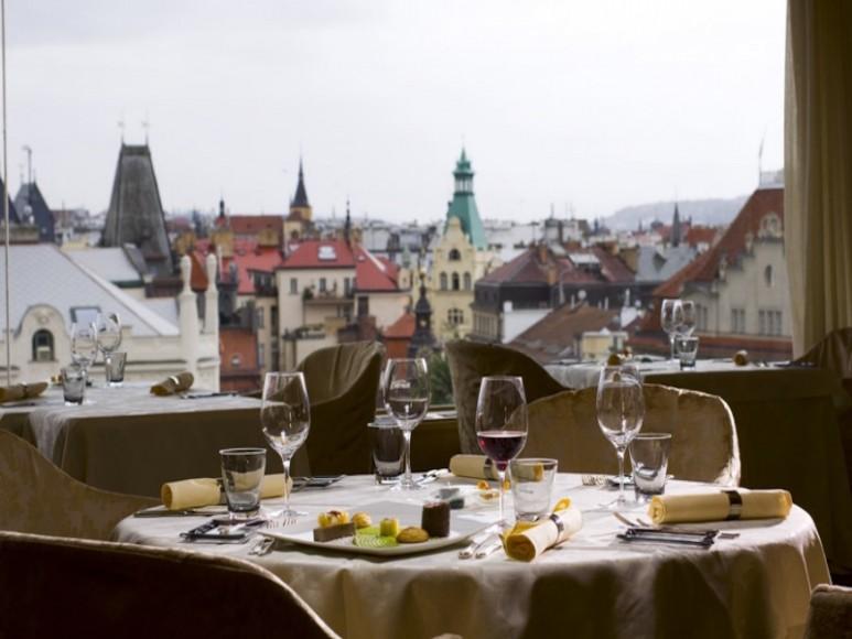 Image: Zlatá Praha.