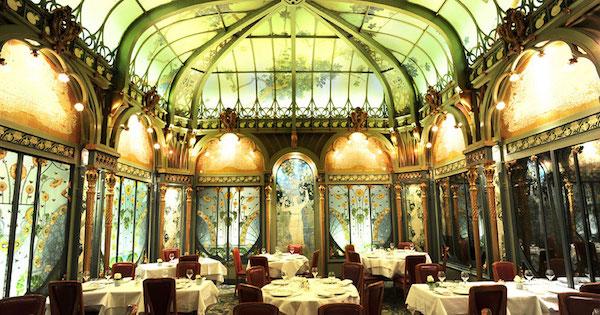 La Fermette Marbeuf- soufflé em Paris