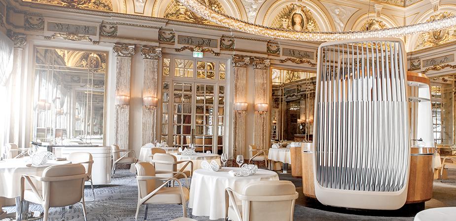 Image: Le Louis XV- Hôtel de Paris.