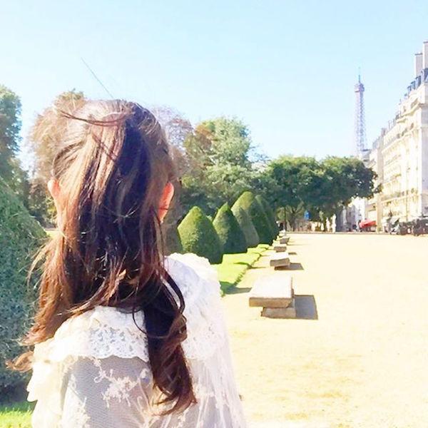 Solo travel- Paris