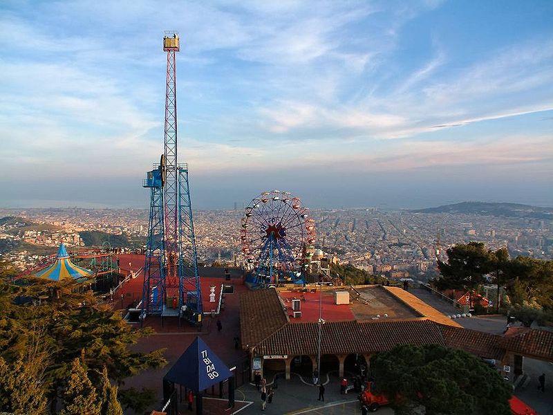melhores vistas de Barcelona
