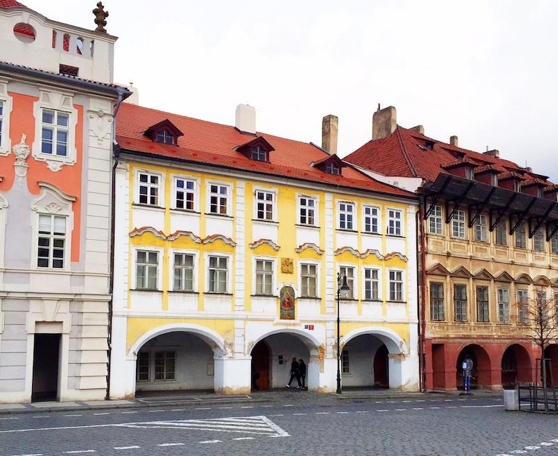 Praga- Dia das Mães