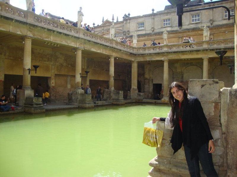 Londres Bath-Mari and the City