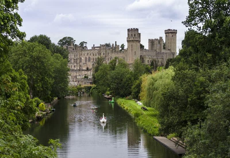 Warwick Castle- Warwick