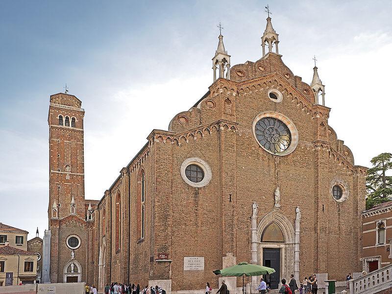 Veneza- Mari and the City.