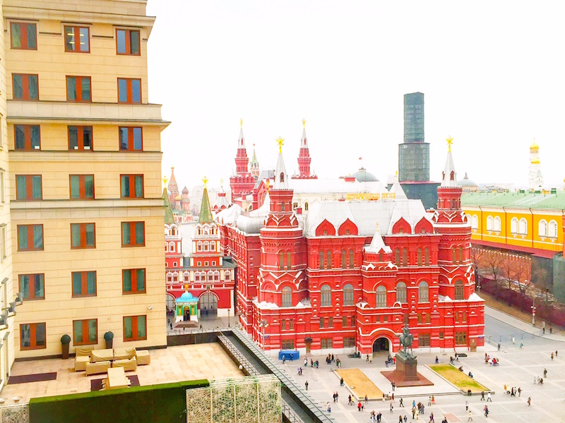Four Seasons Hotel Moscow 18