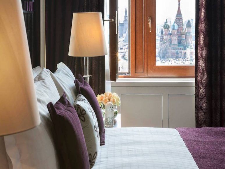 Fonte: Four Seasons Hotel Moscow.