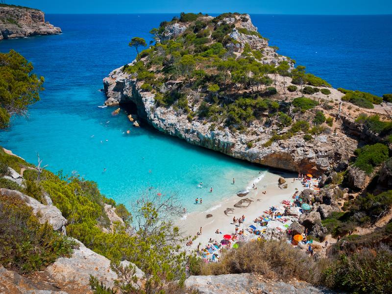 ilhas da Europa- Mallorca