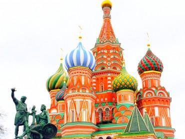 St. Basil's Cathedral- igrejas de Moscou