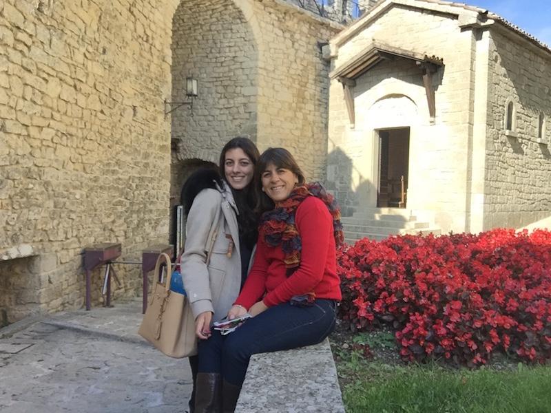 San Marino- Dia das Mães