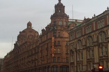 Lojas de departamento de Londres