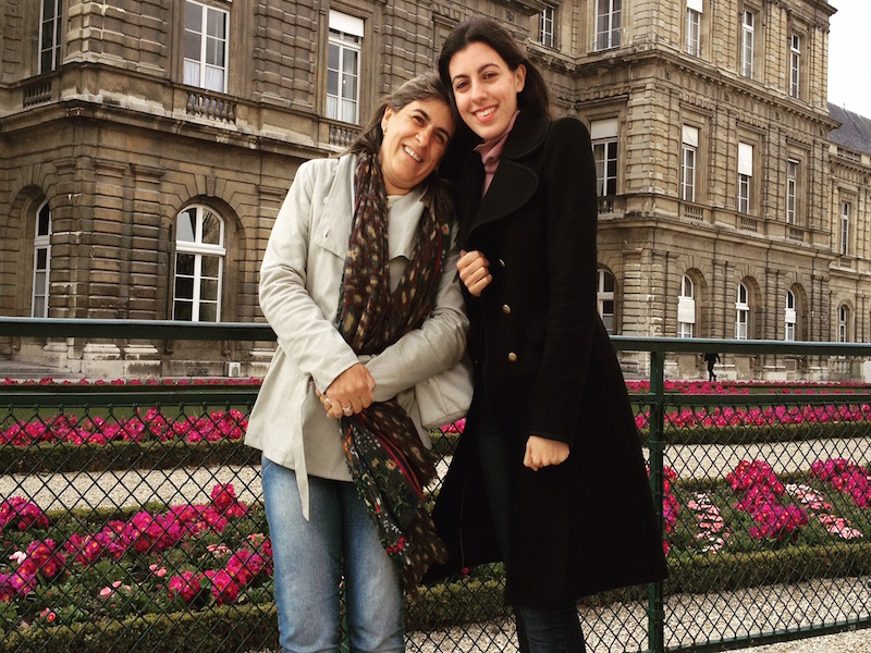 Paris- Dia das Mães