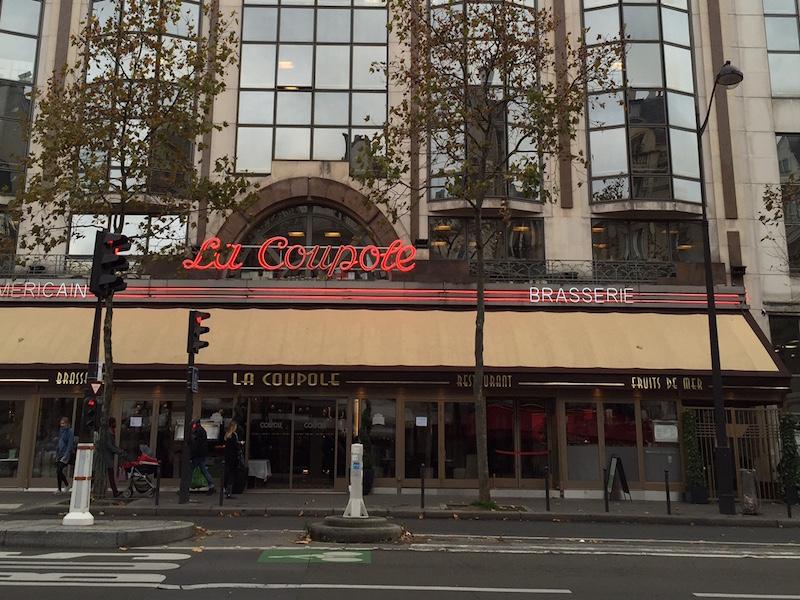 La Cupole- Paris