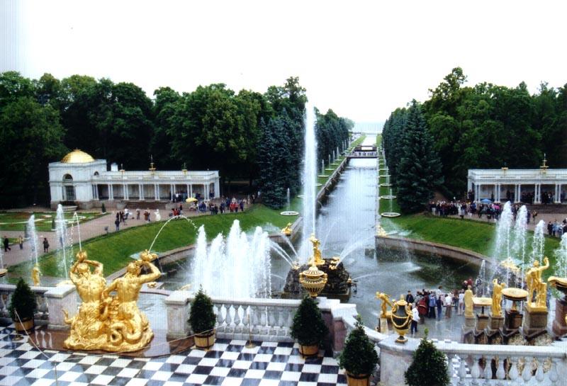 Peterhof- São Petersburgo