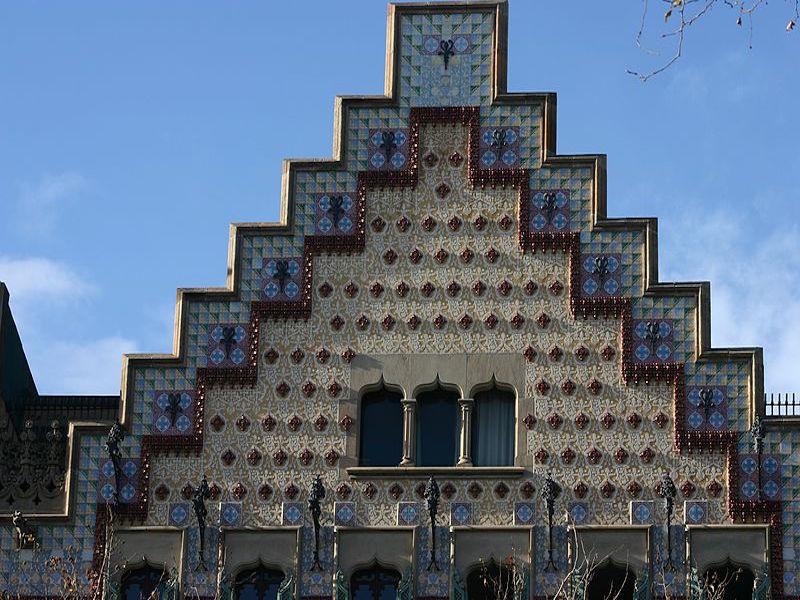 arquitetura de Barcelona
