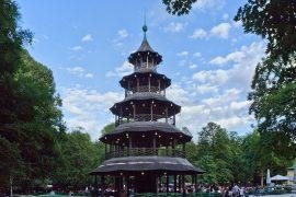 Englischer Garten- o que fazer em Munique