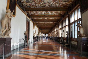 Os imperdíveis museus de Florença