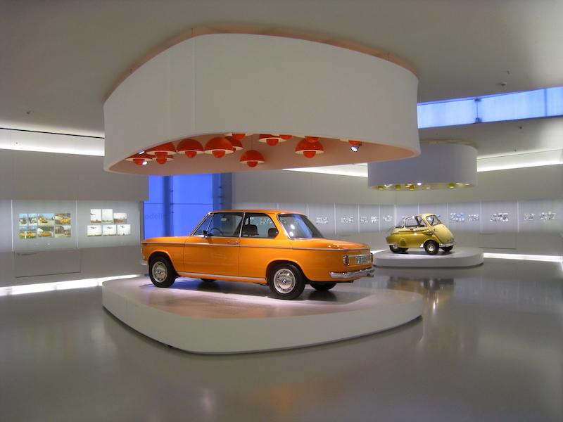 Museu da BMW- o que fazer em Munique